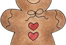 Gingerbred man