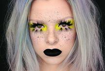 Weird makeups