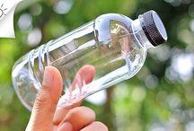 butelki plastikowe,opony- rozne rzeczy