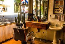 barber station ideas