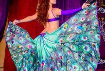 Ideas para vestuarios de danza