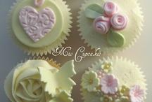Cuppa cakes / Elaborate design
