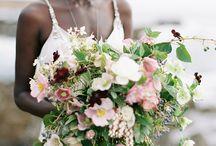 Black Bride styled inspiration