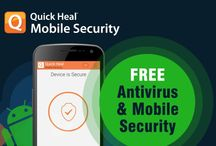 Quick Heal Mobile Security And Antivirus for Android Smartphones and Tablets