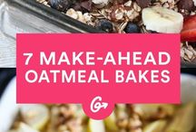 breakfast oat-baked