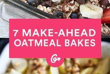 breakfast oat-baked