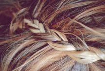 Long hair don't care / by Celena Greer