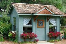 Garden Sheds & Ideas / Want to build a nice shed for your backyard? Have other backyard projects ? Then checkout some of these tips!  ........DO NOT PIN MORE THAN 10 PINS PER DAY OFF OF THIS BOARD...... Thank you for visiting, and you may LIKE as many as you want. PLEASE READ MY PIN ETIQUETTE, RULES & TIPS BOARD FIRST! / by Jr 88 Rules!