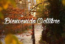 octubre bienvenido