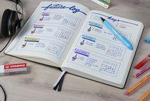 Charming bullet journal ideas