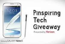 Pinspiring Tech Giveaway Presented by Verizon