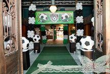 tema festa futebol