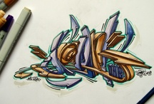Graffiti - Sketches