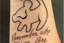 mis tatuajes