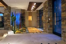 indoor garden/plants
