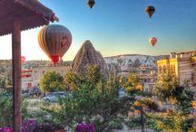 Cappadocia Voyager Balloons / hot air balloon rides over Cappadocia