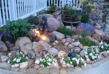 Rockery ideas