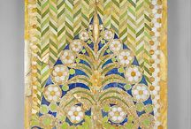Louis Comfort Tiffany (mosaic tiles)