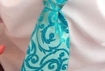 Pajaritas y corbatas