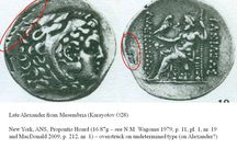 Greek Overstrikes Database. Late Hellenistic Alexanders from Odessos and Mesambria