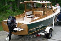 Projeto de barco