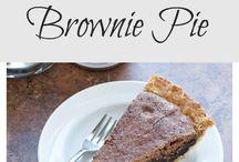 desserts: pies