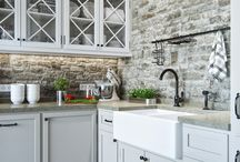 dinding dapur