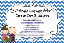 Language Arts / Ideas for a 6th grade Language Arts classroom.