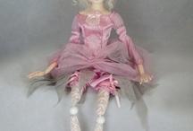 bonecas acrilicas