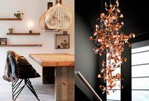 Pracht Verlichting / Een selectie van onze lampen collectie voor in en om huis.