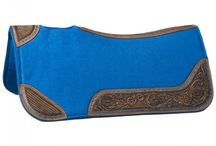 Saddle Blankets and Pads / The latest and greatest designs in saddle blankets and pads. View our full line at http://www.jtidist.com/western-tack/saddle-pads-blankets.html