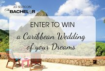 My Stonefield Wedding Contest / Enter to win a 4-night stay & a wedding of your dreams at the Eco-Chic Stonefield Resort in St Lucia. All you have to do is enter the #MyStonefieldWedding contest giveaway  ENTER NOW: http://goo.gl/AIj9Yg