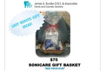 Last Minute Gift Ideas / Come in and get your last minute gift baskets!
