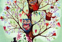 Owl always love you. / Please be respectful and don't over pin my board. P / by Georgette