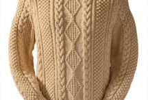 pánske pletené pulóvre