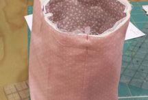 hacer cestas de ropa