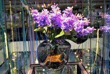 Vasi e fiori artificiali / Decorazioni per la tavola : #vasi e #fiori artificiali di tendenza in esclusiva da #Naturalmente.