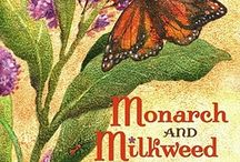 Milkweed, Monarchs, and More / A look at the interconnected community in a milkweed patch.