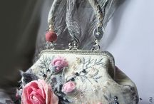 Luscious bags / Beautiful bags to make to heart sing