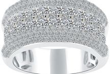 Wedding Bands & Anniversary Rings / by Liori Diamonds
