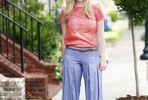 Womens Sewing Patterns {Violette Field Threads}
