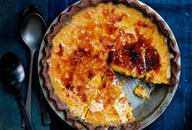 Pumpkin Recipes / From pie to spoon bread to granola, these pumpkin recipes are perfect for for fall. / by Bon Appetit Magazine