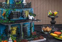 Halloween cake/ideas