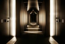 Hotel corridor / IDM GROUP style in corridor