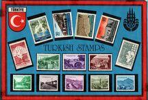 Collezioni-Francobolli, Cartoline e Annulli speciali