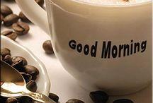 Pagi yang baik