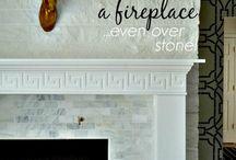 Fireplace / by Lisa Carey