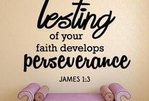 mood: in faith, it's just a test!