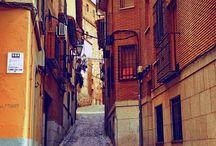 calles de Toledo / Fotografías de las calles toledanas