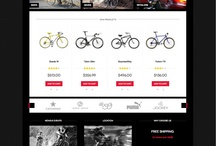 Magento themes / Magento e-commerce software themes for online shopping (web designs)